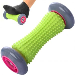 Foot Massage Roller Deep Tissue Trigger Point Muscle Roller Stick to Relieve Pain