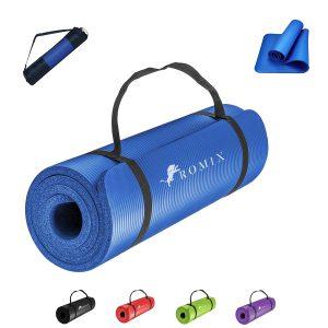 Yoga Mat 15MM Eco Friendly Thick Exercise Mat Workout Mat for Women Men